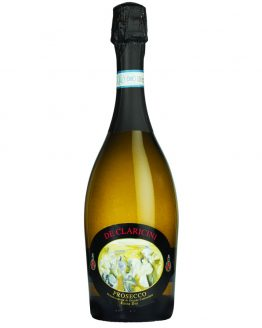 Prosecco bottle